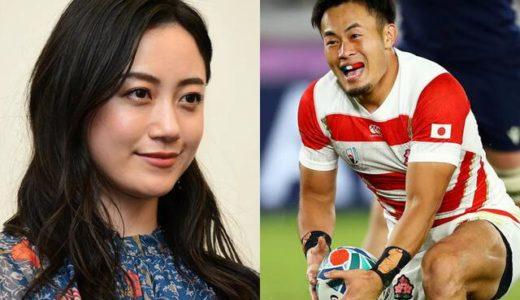 小林麗奈さんとラグビー日本代表の福岡堅樹選手が熱愛!馴れ初めや結婚は??