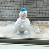 雪だるまつく~ろ~♪異常気象の日本にたくさんの雪だるま登場!