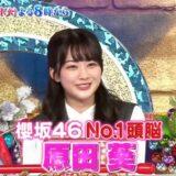 櫻坂46のNo1インテリメンバーは?学力テスト結果ランキング!